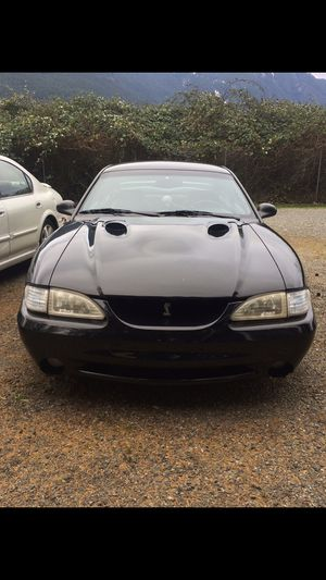 Mustang cobra 1997 for Sale in North Bend, WA