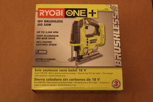 New RYOBI 18V Brushless Jig Saw P524 for Sale in Westminster, MD