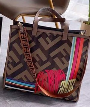 Fendi Roma Amor Bag for Sale in Saint Joseph, MO