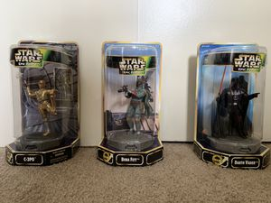 Star Wars Epic Force Collectable Figurines for Sale in Fresno, CA