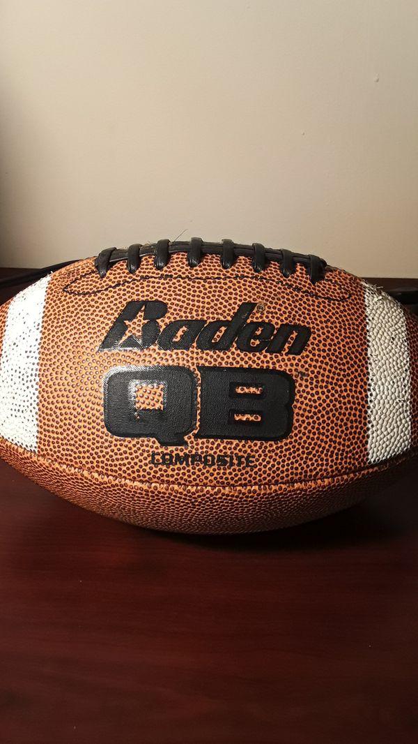 Baden QB football