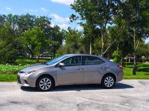 2016 Toyota Corolla, 96k miles All Work Perfect ❇ Looks New Backup Camera ❇ Bluetooth ⭐HABLAMOS ESPAÑOL⭐ for Sale in Orlando, FL
