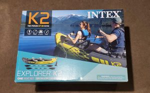 Intex Challenger K2 Kayak for Sale in Grand Rapids, MI