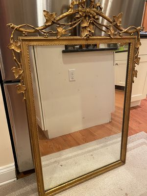 Antique Gold Mirror for Sale in Fairfield, CT