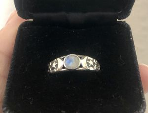Sterling silver and moonstone for Sale in Aurora, CO