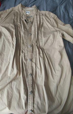 Khaki converse mini dress size XL for Sale in La Vergne, TN