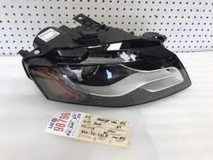 2009 2010 2011 2012 AUDI A4 S4 RIGHT SIDE HEADLIGHT OEM for Sale in Lynwood, CA