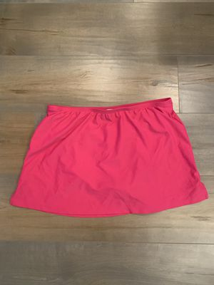 Croft and barrow swimsuit skirt for Sale in Sandy, OR