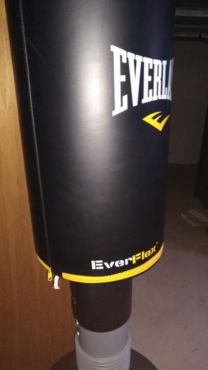 Freestanding Everlast Punching bag for Sale in Roseville, MI