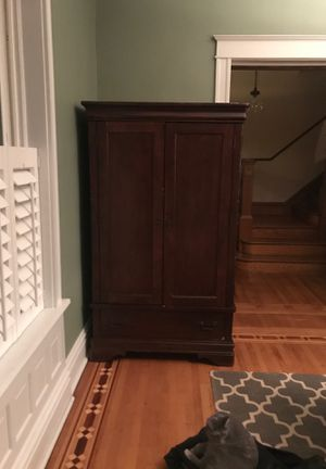 Wooden Armoire for Sale in St. Louis, MO