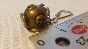 Naval Mark V Deep Sea Diving Helmet Keychain for S