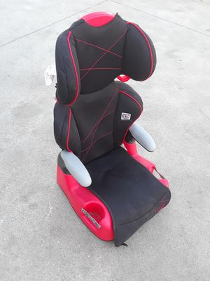 AMP Highback 2-in-1 Belt-Positioning Booster Car Seat for Sale in Fort Worth, TX