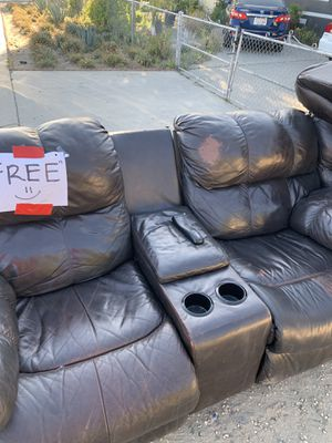FREE COUCHES for Sale in Homeland, CA