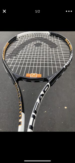 Head Tennis Racket for Sale in Riverside, CA
