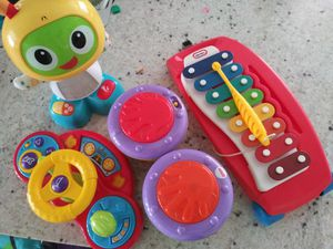 Baby toys 20.00 for all for Sale in Irving, TX