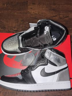 "Jordan 1 High ""SILVER TOE"" Size 7.5 Women's for Sale in Los Angeles,  CA"