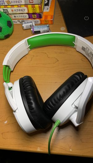 Xbox one Turtle beach headset stealth 600 for Sale in Carrollton, TX