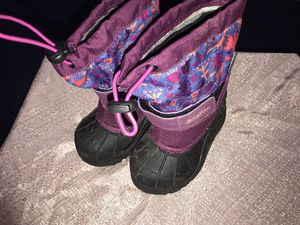 Columbia rain boots size 7 for Sale in Laurel, MD
