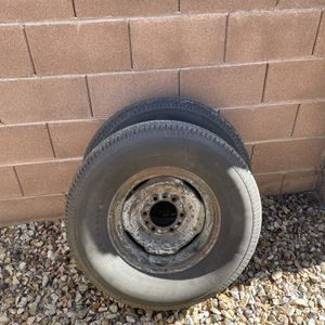 Trailer Wheels And Tires for Sale in Goodyear, AZ