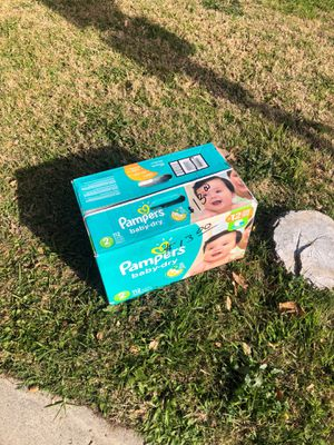 Pampers 112 count for Sale in Colton, CA