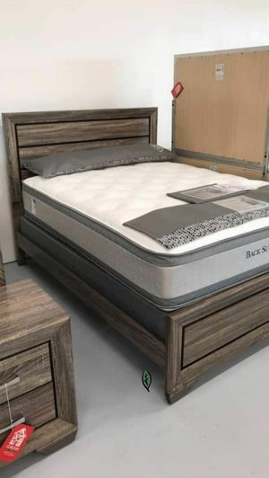 ♨️♨️ Best Offer ♨️Felicity Grayish Brown Panel Bedroom Set | B350 🙋‍♀️🙋‍♀️🙋‍♀️ for Sale in Jessup, MD