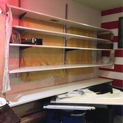 Melamine Board Shelving for Sale in Lakewood,  WA