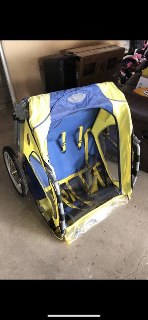 Kids bike attachment trailer for Sale in Pickerington, OH