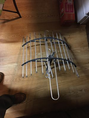 GE attic mount outdoor antenna. Gently used. Costs about $35.00 brand new, Asking $20.00. for Sale in King, NC