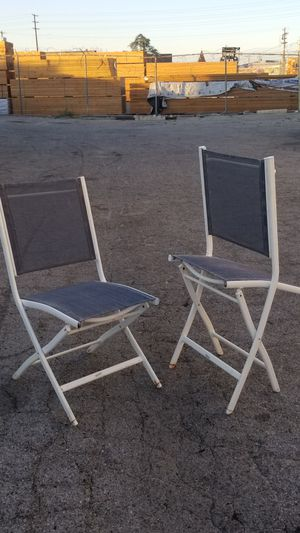 Chairs folding for Sale in Los Angeles, CA