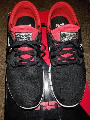 Size 11 worn once nike jankowski 9/10 condition replacement box for Sale in Everett, WA