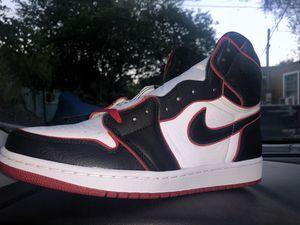 Jordan Retro 1 (Bloodline) size 10 for Sale in Alamo, TX