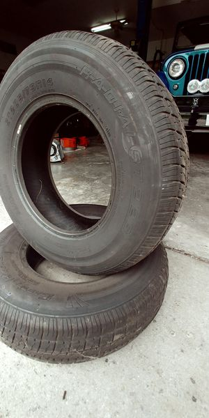 Trailer tires $20 each for Sale in Lehigh Acres, FL