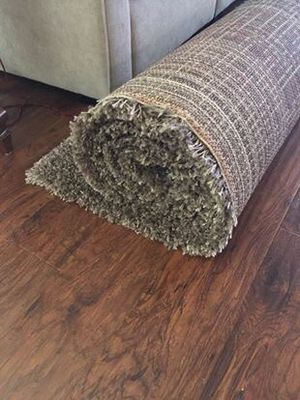 Huge brown rug for Sale in Cape Coral, FL