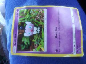 Pokemon card for Sale in Hyattsville, MD