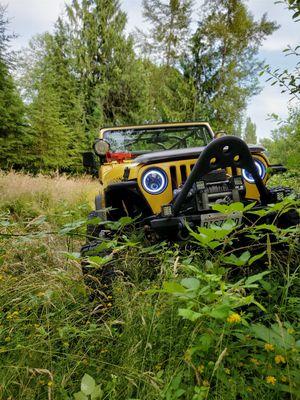Jeep wrangler for Sale in Burlington, WA