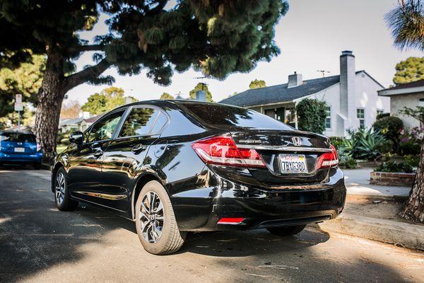 2013 Honda Civic EX - Clean Carfax -