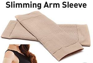 One pair of weight loss calorie slimming arm shaper compression for Sale in Fresno, CA
