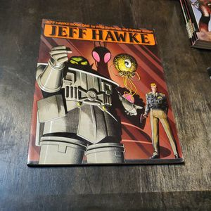 Jeff Hawke Book One First Print England 1986 Titan Books Graphic Novel Trade Paperback, Rare for Sale in Fresno, CA