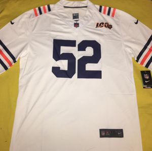 Mack bears💯edition football jersey brand new 2XL $35 for Sale in Berwyn, IL