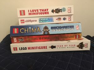 LEGO Books for Sale in Boynton Beach, FL
