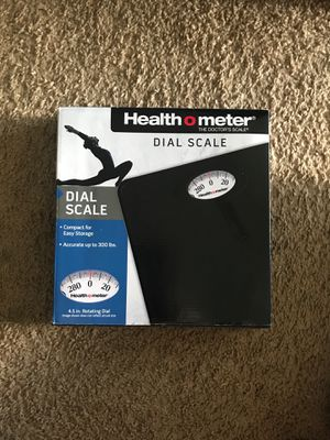 Health o meter dial scale for Sale in Orlando, FL