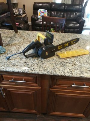 Electric chainsaw for Sale in Lake Elsinore, CA