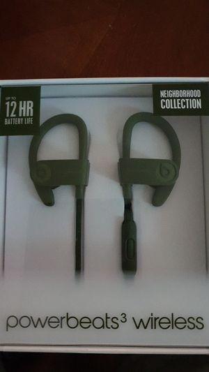 PowerBeats 3 Wireless. Sealed. for Sale in Torrance, CA
