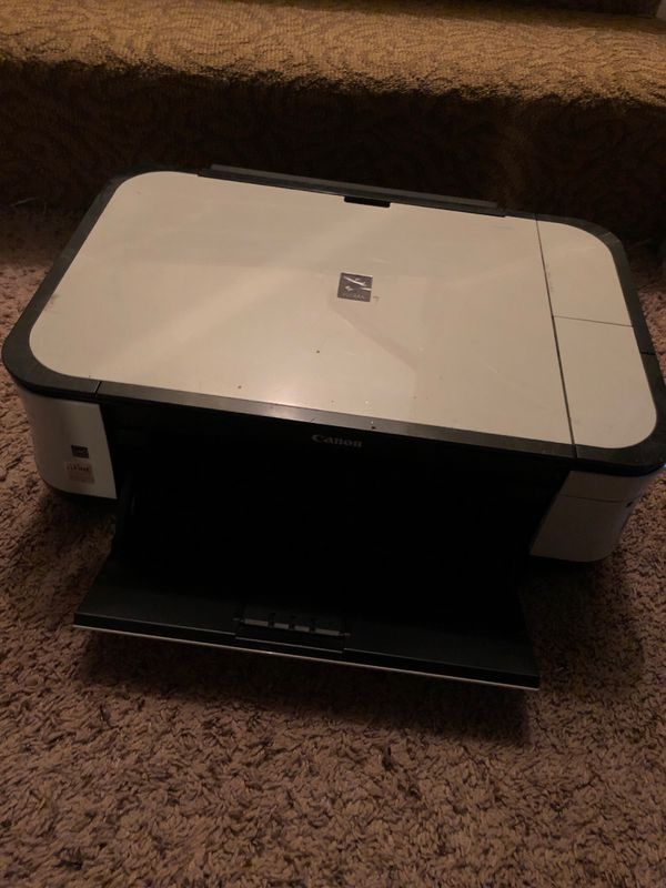 Canon fax printer scanner