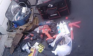Used electric tools,ECT, good condition with husky toolbag, negotiable for Sale in Phoenix, AZ
