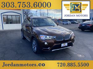2017 BMW X3 for Sale in Aurora, CO