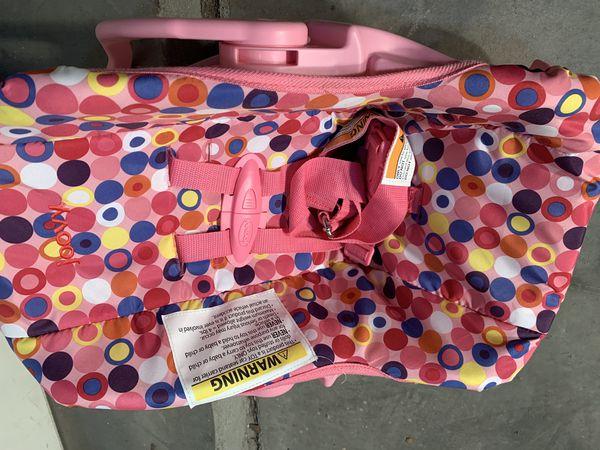 Toy Babydoll Car seat