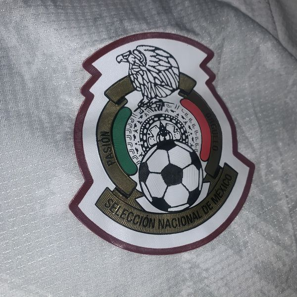 Mexico new player version jersey