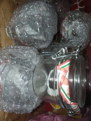 Small canning jars with rubber seal for Sale in Piedmont, SC