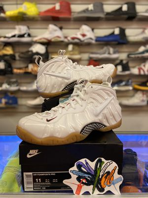 "Air Foamposite Pro ""Gucci White"" for Sale in Bay Point, CA"